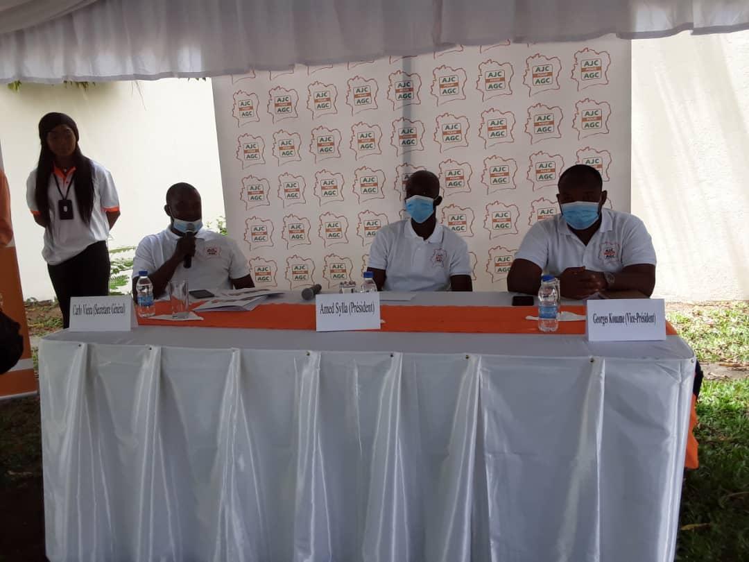 Côte d'Ivoire / Cérémonie de lancement des activités  de l'Association des  Jeunes  Cadres pour Amadou Gon Coulibaly : Amed Sylla invite les ivoiriens à s'inscrire dans la politique de développement d'AGC.
