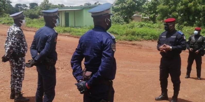 Côte d'Ivoire/Coronavirus/Le général Apalo Touré aux gendarmes : « Notre pays mène un combat et nous devons être en première ligne »