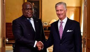 Congo/le roi des Belges, présente ses «regrets» pour les «blessures du passé»