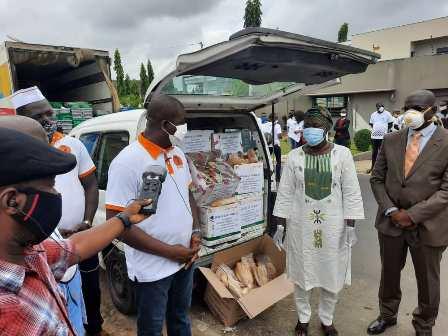 Côte d'Ivoire / Covid-19 : Les Boulangers et Pâtissiers font un important don