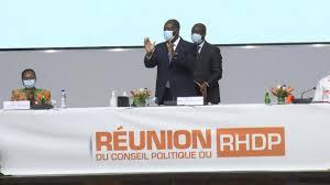 Côte d'Ivoire: le RHDP choisit Ouattara