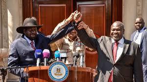 Soudan : le gouvernement et des rebelles paraphent un accord de paix