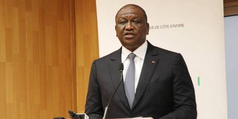 Côte d'Ivoire/Hamed Bakayoko: «Nous avons un matelas de croissance de 5 à 6 % jusqu'en 2023»