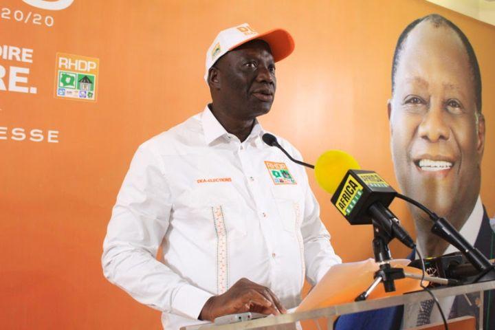 Côte d'Ivoire/ élection Présidentielle
