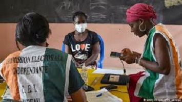 Election Présidentielle en Côte d'Ivoire: Le scrutin se déroule dans le calme