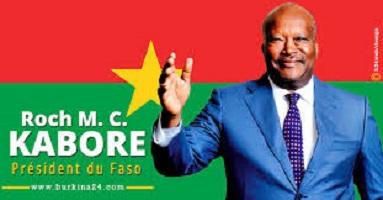 Burkina Faso: Roch Marc Christian Kaboré réélu pour un second mandat