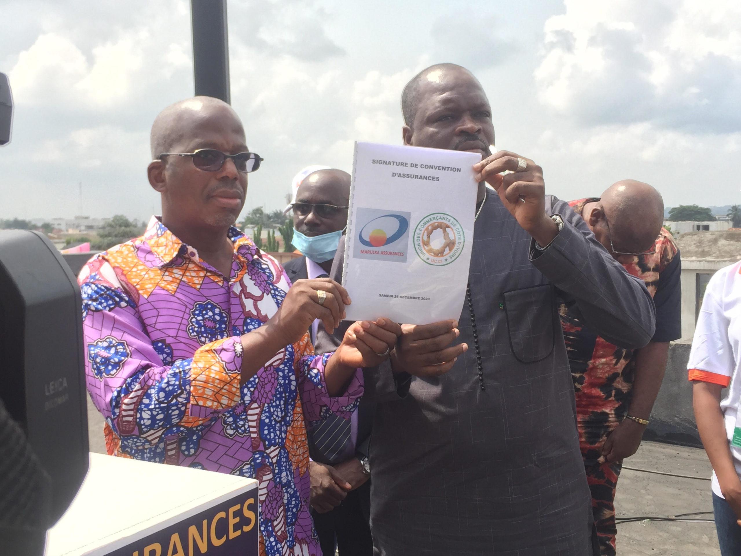 CÔTE D'IVOIRE / Signature de partenariat