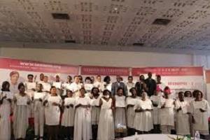 CÔTE D'IVOIRE/Ambassade des États-Unis: 170 femmes dirigeantes reçoivent des parchemins de fin de formation