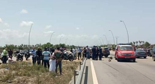 CÔTE D'IVOIRE / Accident de la circulation à Grand-Bassam