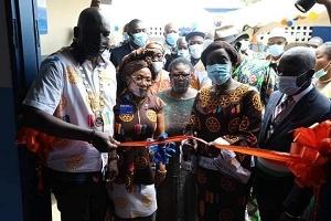 CÔTE D'IVOIRE / Le Rotary Club Abidjan Bietry réhabilite le Centre de protection de la Petite Enfance d'Abia Koumassi
