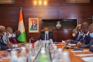 Côte d'Ivire / Primature : Le Premier Ministre Patrick Achi prend officiellement fonction