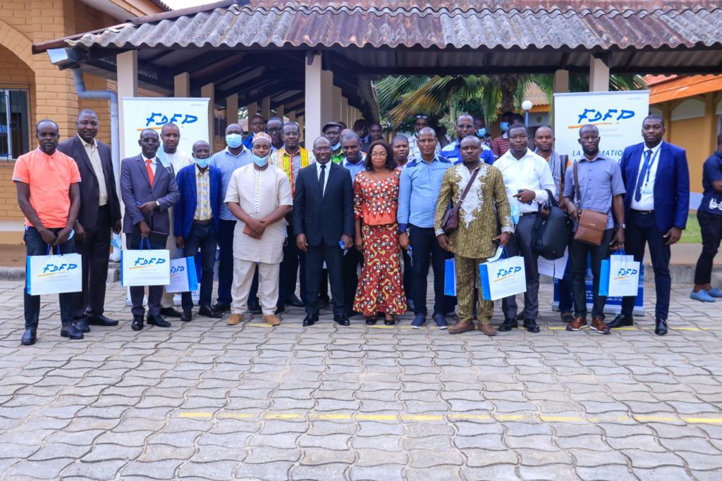 Côte d'Ivoire /rencontre d'échanges  du FDFP et les organes de presse ivoirienne .