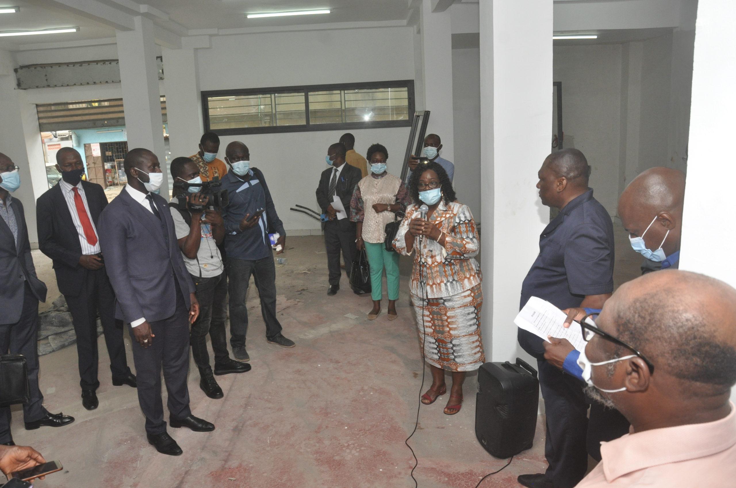 CÔTE D'IVOIRE / Interventions dans le secteur des médias Le FSDP s'informe sur les chantiers financés