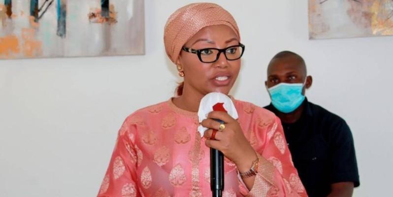 CÔTE D'IVOIRE : Lutte contre le travail des enfants : Nassénéba Touré salue les efforts de la Fondation Children Of Africa