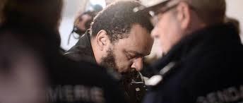 Justice, la prison ferme pour Dieudonné M'bala en appel