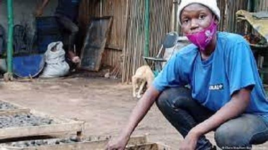 Bénin : Une femme start-up lutte contre la déforestation