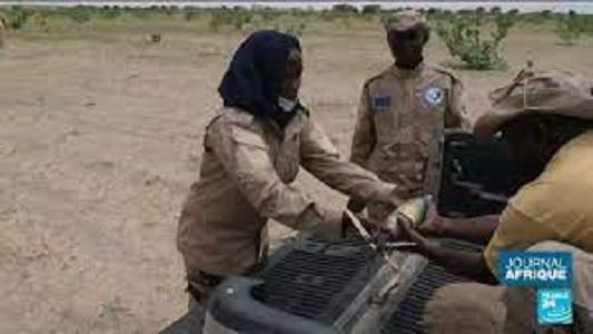 Tchad : Entrevue avec la première femme démineuse du pays
