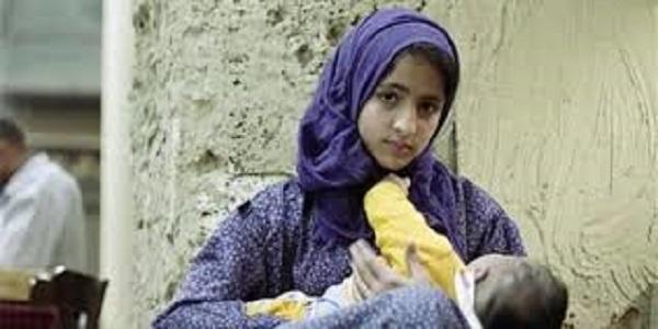 Iran : Une forte hausse du mariage des très jeunes filles