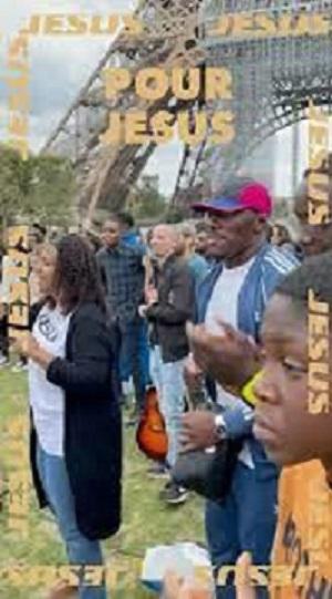 France : Des centaines d'évangéliques rassemblés pour un culte
