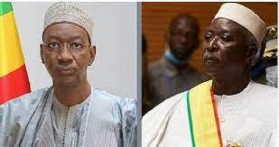 Mali : Bah N'Daw et Moctar Ouane recouvrent la liberté