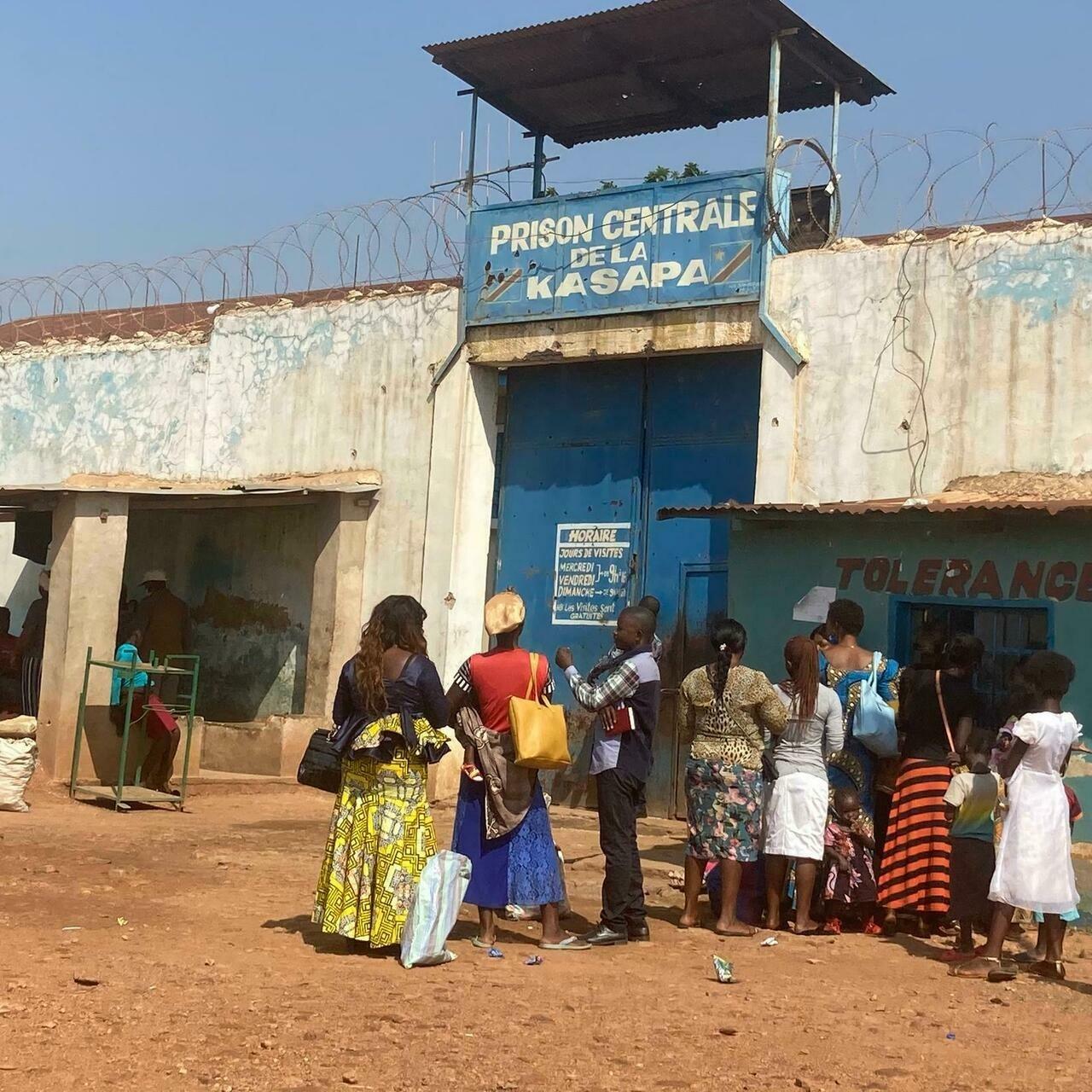 RDC: Viol des femmesdans laprison de Kasapa (Lubumbashi): le laxisme de la justice dénoncé