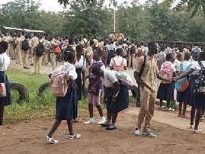 Côte d'Ivoire: Plusieurs établissements scolaires fermés par le FESCI