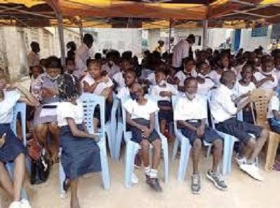 Libreville : Plaidoyer d'Aboubacar Ibrahim pour la construction d'un lycée dédié aux sourds-muets